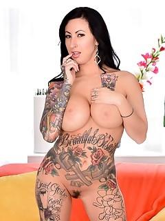 Cougar Tattoed Pics