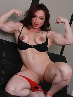 Cougar Muscle Pics