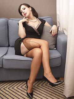 Cougar Heels Pics